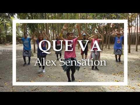 QUE VA by Alex Sensation | Cumbiaton | Zumba | ZinSquad | Zin Dennis Lao