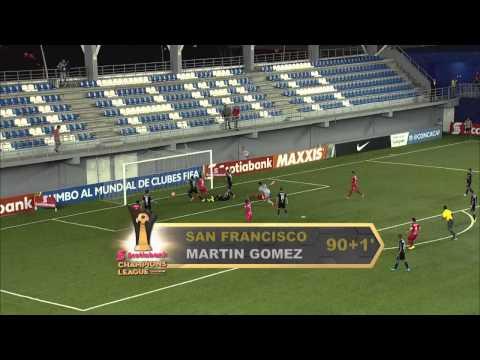 San Francisco 2-1 Queretaro FC