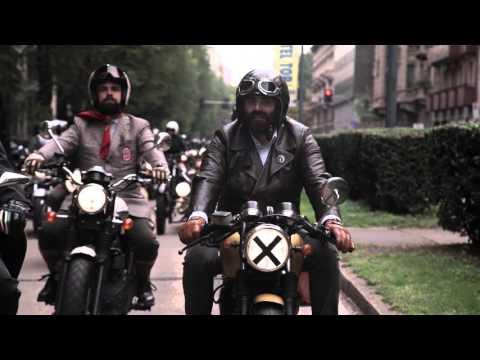 The Distinguished Gentleman's Ride   Milano 2015