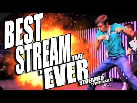Toby Sucks at Streaming