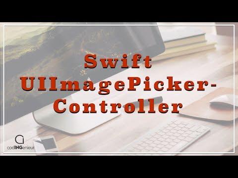 UIImagePickerController Swift 4 und iOS 11