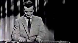 "Speedy West plays ""Lover"" live TV appearance 1956"