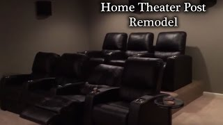 Home Theater - Post Remodel