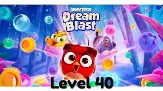 Angry Birds Dream Blast Level 40