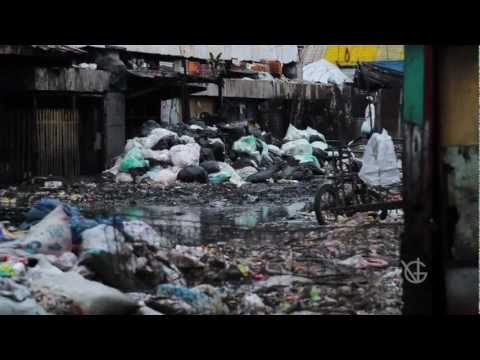 Living Among Trash in the Philippines - Global Ventures