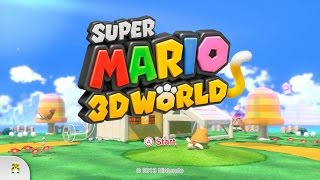 Mario 3D World Review (Video Game Video Review)