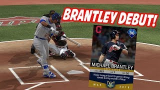 86 POTM Michael Brantley Debut! Pitching Duel in Cleveland!