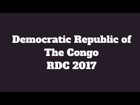 TRAVEL VLOG | Kinshasa, Congo 2017