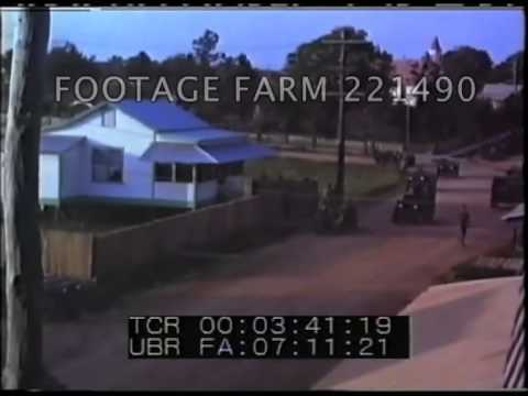 Central American Military Joint Training Maneuvers, Nicaragua 221490-01 | Footage Farm