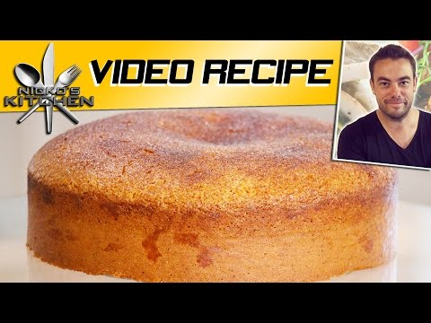 Cinnamon Butter Cake | Nicko's Kitchen