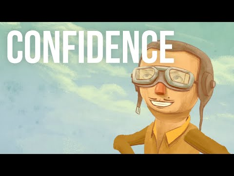 Image result for caricature: confidence