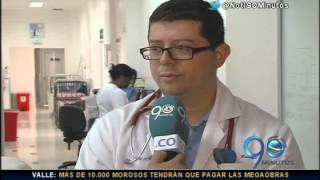 Noviembre 3 de 2015  Menor víctima de descarga eléctrica se recupera en el HUV