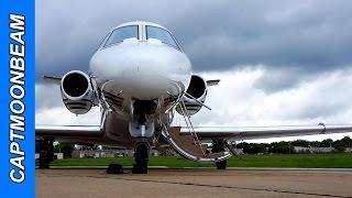 Citation Excel Flight to Tampa FL, Vlog 67