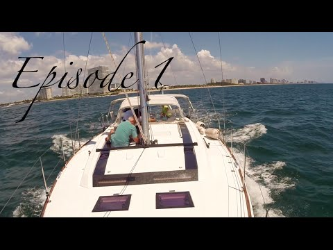 Family of six decides to sail around the world! [Ep 1]