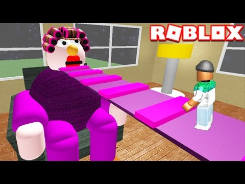 ESCAPE GRANDMA'S HOUSE IN ROBLOX