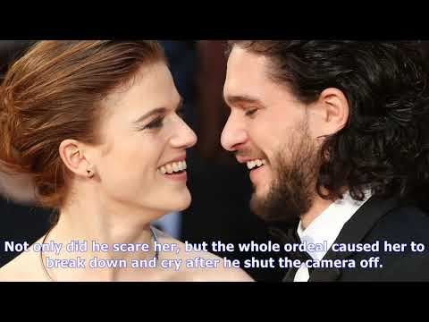 MTV News – Kit harrington's april fool's prank went wrong