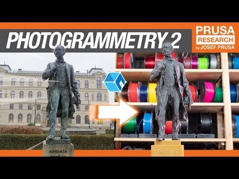Photogrammetry 2 – 3D scanning with just PHONE/CAMERA simpler, better than ever!