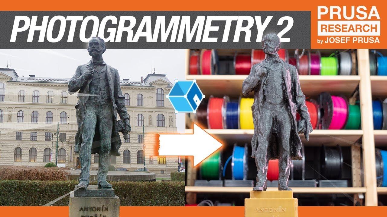 Photogrammetry 2 - 3D Scanning simpler, better than ever