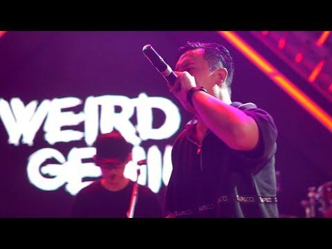 Weird Genius feat Chandraliow (Live at Soundrenaline 2017)