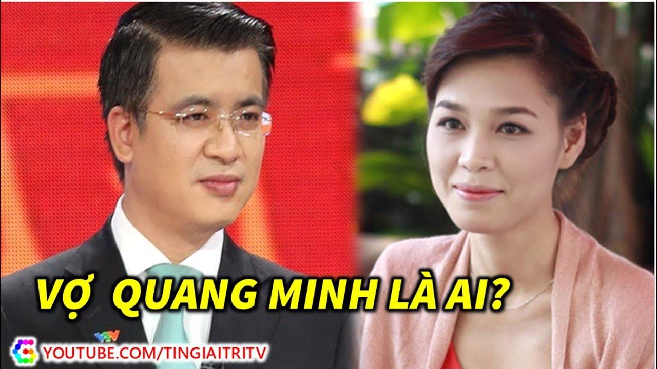 Vợ cựu BTV Quang Minh là ai? Quang Minh kết hôn ở tuổi 41 – TIN GIẢI TRÍ