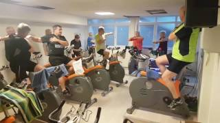 Kastrup Fitness Spinning hold +65 år