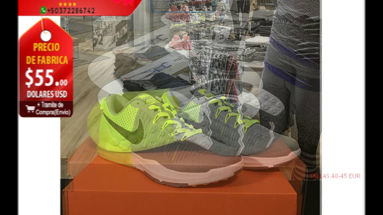 8d7c4f4af295 Nike Zoom Train action Alta Calidad 1 1 Made In China - YouTube