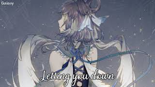 「Nightcore」→ You Don't Care At All
