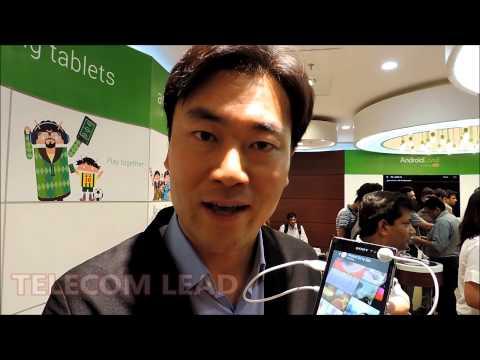 AndroidLand: Tadato Kimura, marketing head, Sony Mobile -by TelecomLead.com