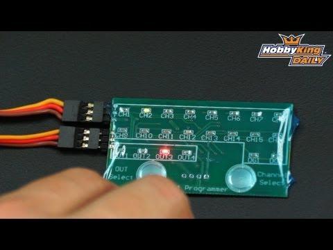 HobbyKing Daily - SBD 4 S.BUS Decoder Demo