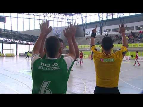 FECHA 7 - Grupo A - Rionegro 2-5 Bello Real Antioquia LAF 2016-I