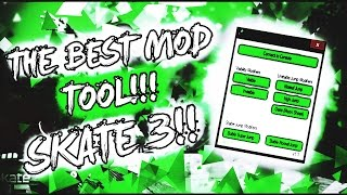 🌟 BEST SKATE 3 MOD TOOL EVER!!!! **FREE DOWNLOAD!!** (JTAG/RGH ONLY) LINK IN THE DESCRIPTION!!! 🌟