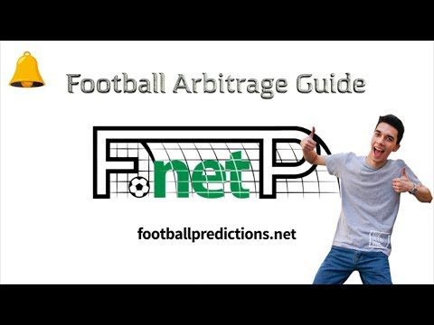 Guaranteed Profit on Football - Arbitrage Betting