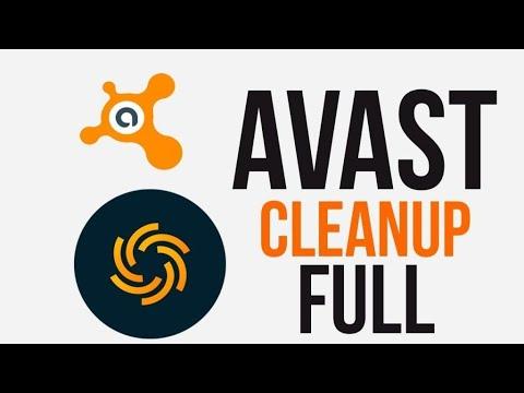 avast cleanup installeren