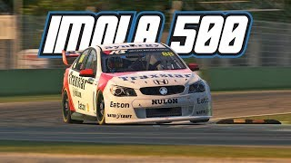 iRacing: Imola 500 (V8 Supercar @ Imola)