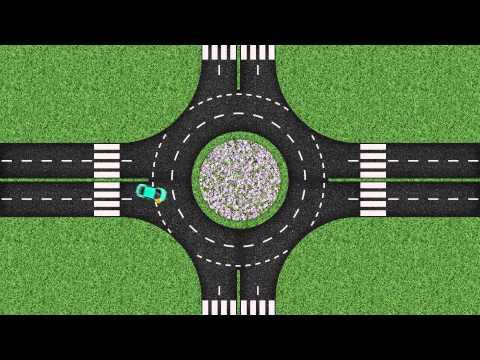 Kako voziti u kružnom toku?