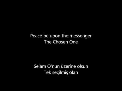 Maher Zain - The Chosen One (English & Turkish Lyrics) - [Maceracı~Burak]