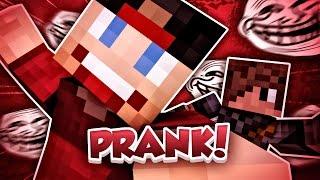STOMME KUT PRANK! - Minecraft Survival #180