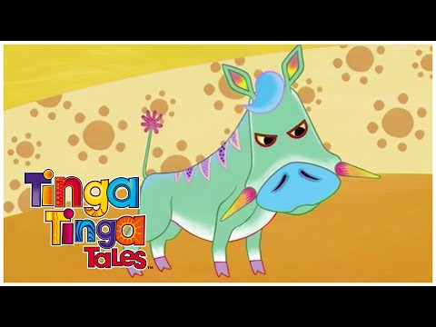 Why Warthog Is So Ugly | Tinga Tinga Tales Official | Full Episodes | Cartoons for Kids