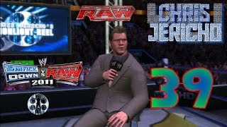 WWE SvR 2011 Road to Wrestlemania #039 [HD] - Chris Jericho #8 | Highlight Reel | Lets Play SvR 2011
