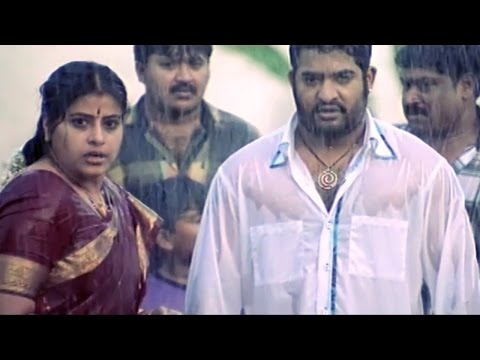 Jr Ntr Ashok Movie Climax Scene..