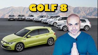 LAS 8 VERDADES que DEBES SABER DEL GOLF 8:  ¿Qué ha hecho Volkswagen con el Golf 2020? (I)