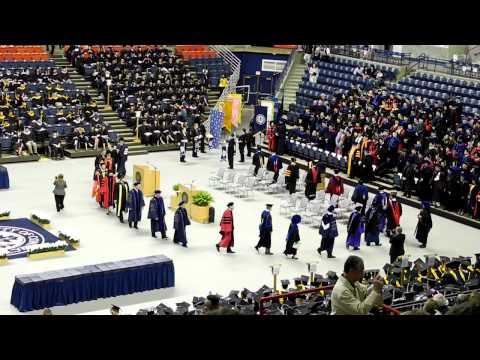 UConn Graduates Commencement.MOV
