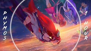 【 Nightcore】 → Legends Never Die 『1 Hour Ver.』
