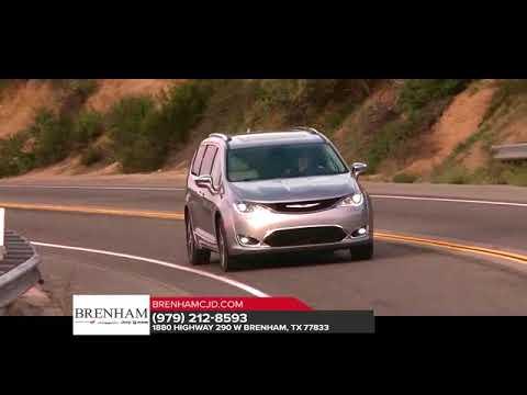 2018 Chrysler Pacifica Brenham TX   Chrysler Dealer Brenham TX