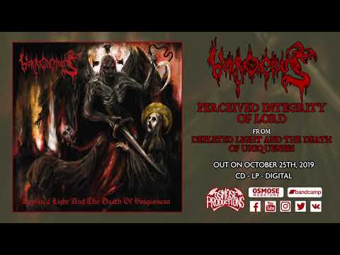 HORROCIOUS Perceived Integrity of Lord (premiere track)