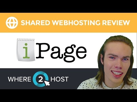 iPage Shared Web Hosting Review 2017