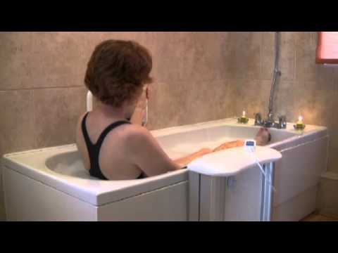 EZ Bath Lift - YouTube