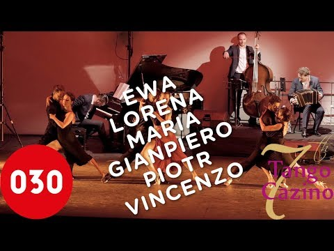 Maria Filali and Gianpiero Galdi – Patético with Ewa, Lorena, Piotra and Vincenzo