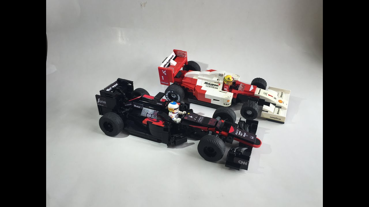 lego formula 1 mclaren honda mp4 30 alonso 2015 lego mp4 30 2015 custom moc. Black Bedroom Furniture Sets. Home Design Ideas