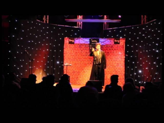 Visuel Arts du Cirque - Fred Ericksen au Dracomedy Show de Forges-les-Eaux